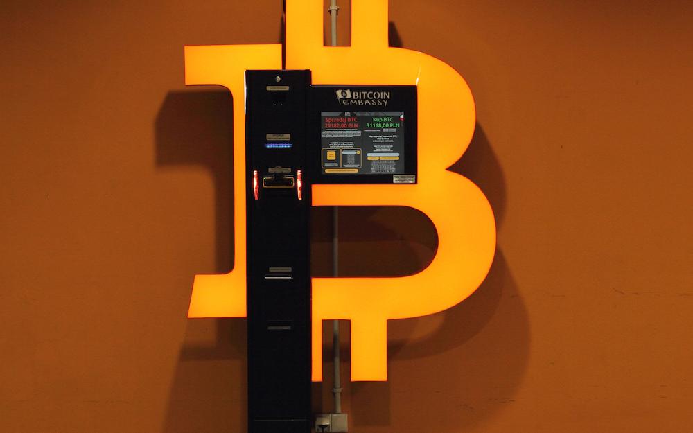Bitcoin ATM Kripto Para ATM
