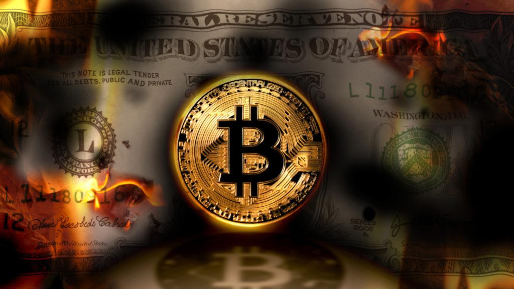 Bitcoin ve ABD Doları