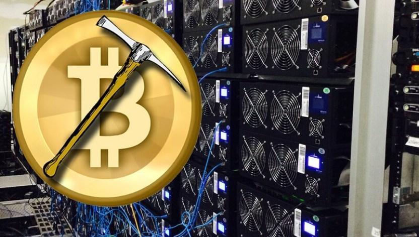 Bitcoinin BTC Madencilik Zorluğu