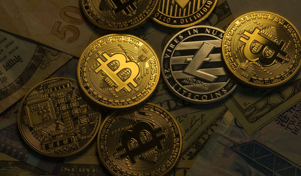 Gelecek Burada Kripto Paralar