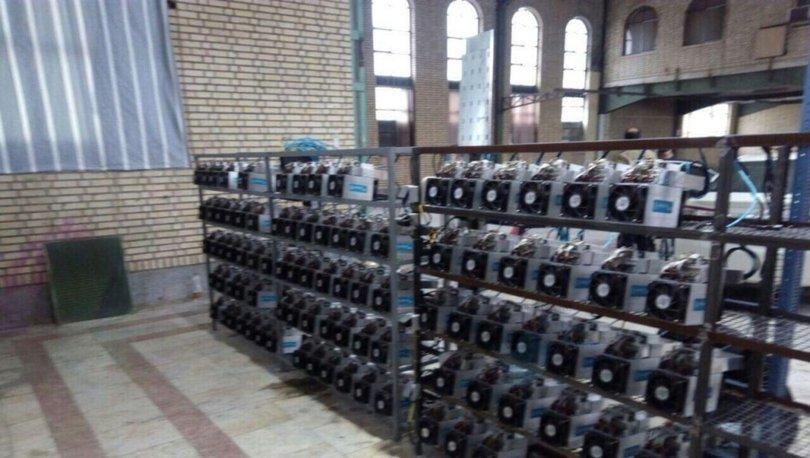 İran Camide Bitcoin Madenciliği