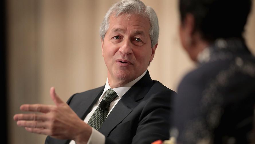 JPMorgan CEOsu Kripto Paralar