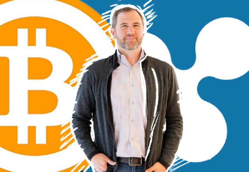 Ripple CEO Bitcoin ve XRP