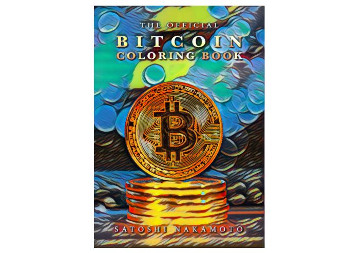 The Official Bitcoin Coloring Book