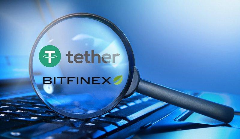 ABD Bitfinex Tether