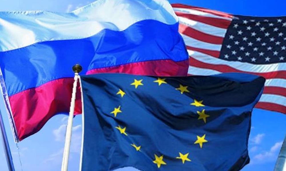 ABD Rusya ve Avrupa Bitcoin ve Altın