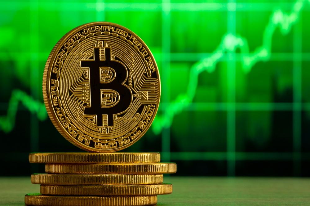 BTC Bitcoin 10.000 Dolar