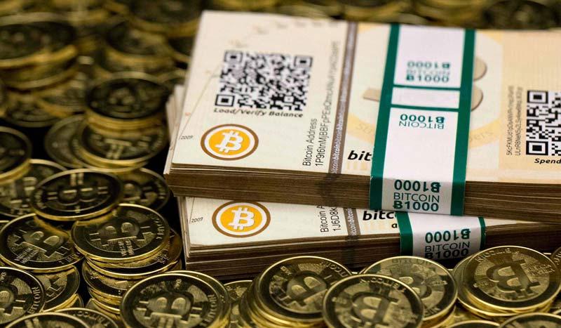Bitcoin BTC Tahvili