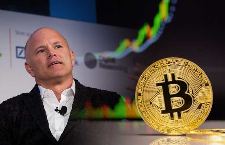 Bitcoin Evanjelisti Mike Novogratz