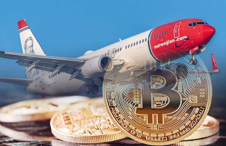 Norwegian Air Shuttle Bitcoin