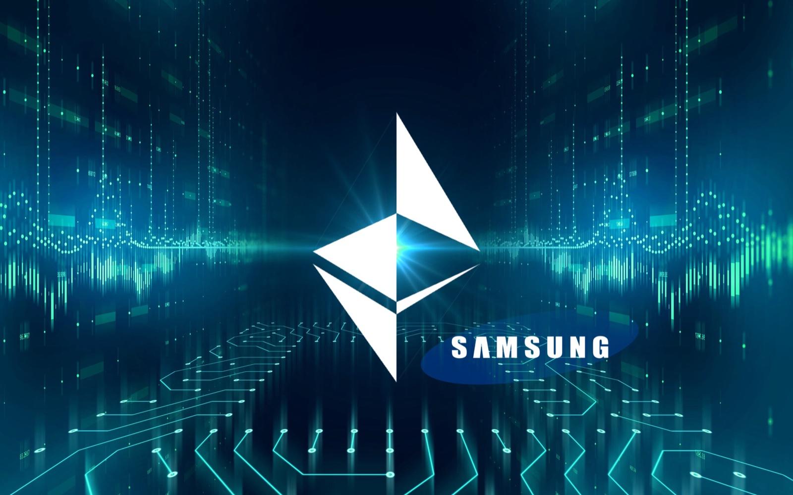 Samsung Ethereum