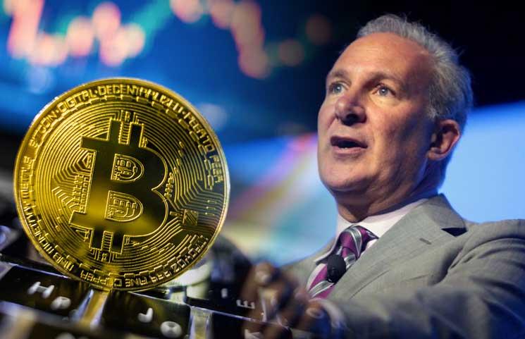SchiffGold CEO Bitcoin