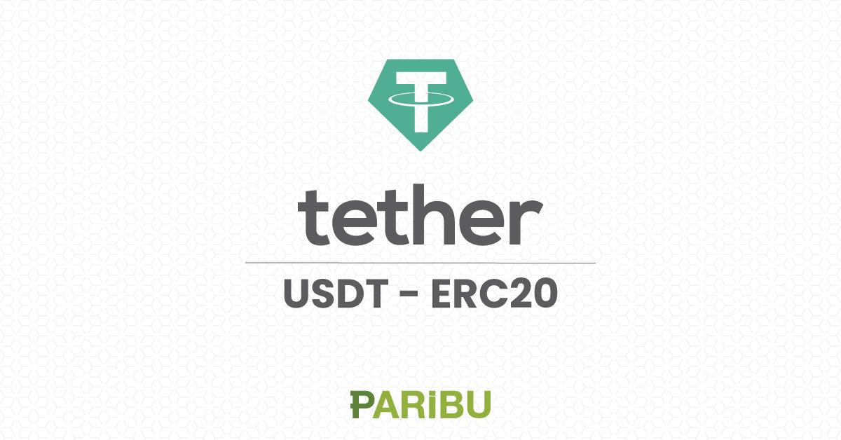 Tether USDT Paribu