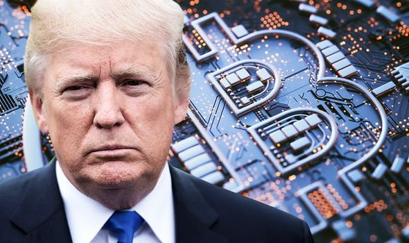 ABD Başkanı Donald Trump Bitcoin