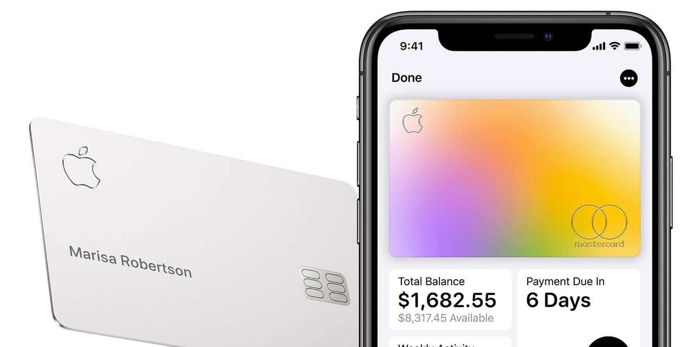 Apple Card Kripto Para
