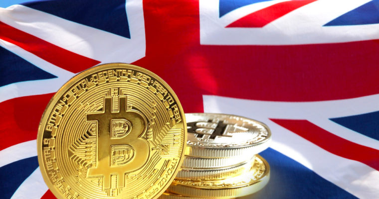 Bitcoin İngiltere