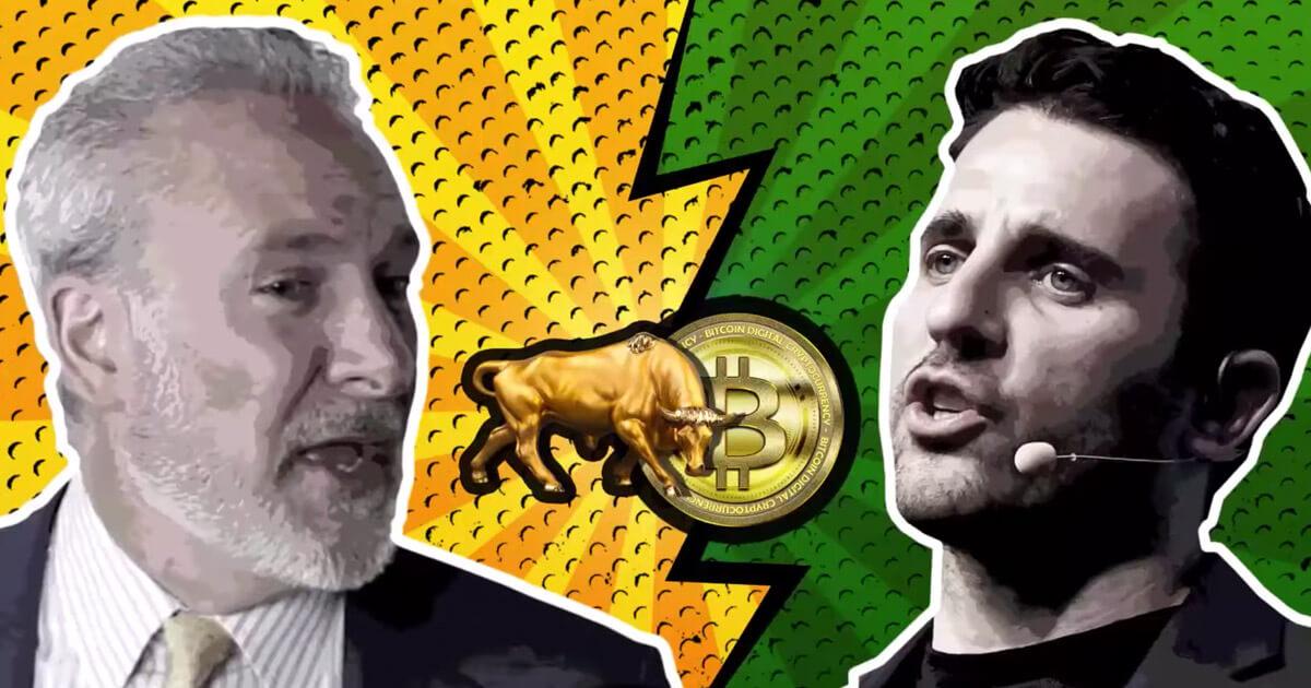 Bitcoin ve Altın Tartışması