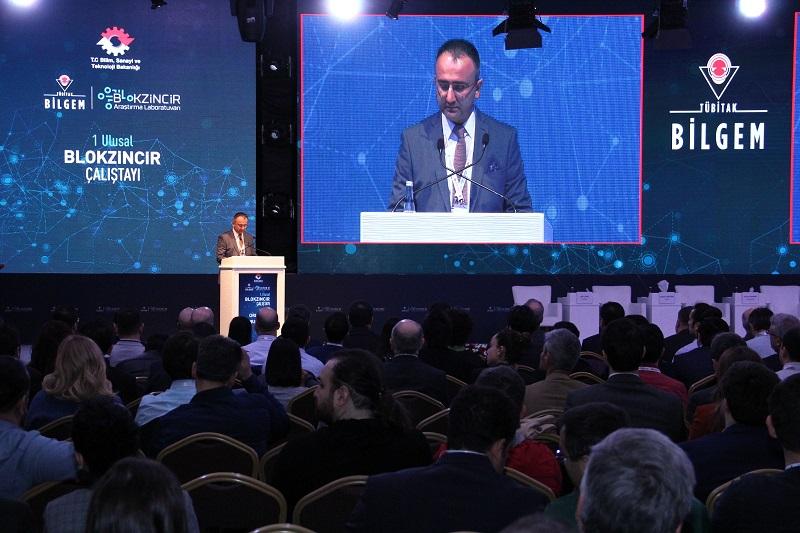 TÜBİTAK BİLGEM 2. Ulusal Blokzincir Blockchain Çalıştayı