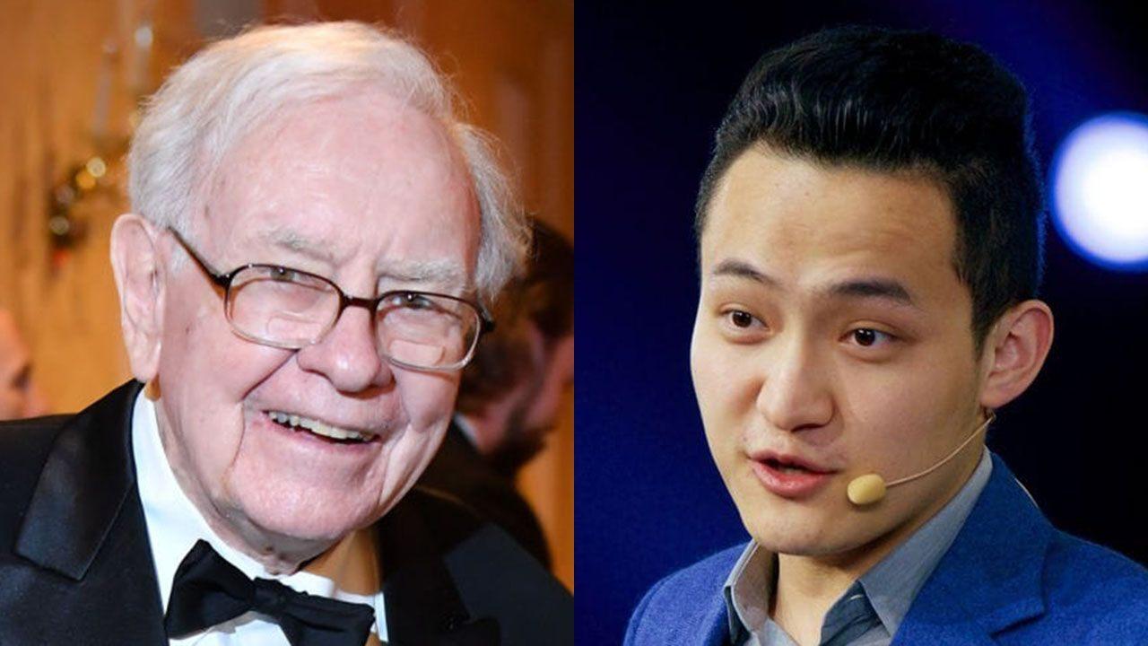 4.6 Milyon Dolarlık Justin Sun ve Warren Buffett Yemeği