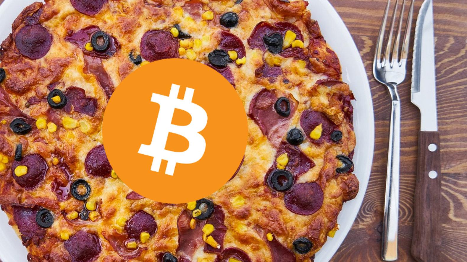 Dominos Pizza Bitcoin Ödülü
