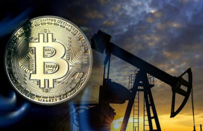 Suudi Arabistan Petrol Bitcoin