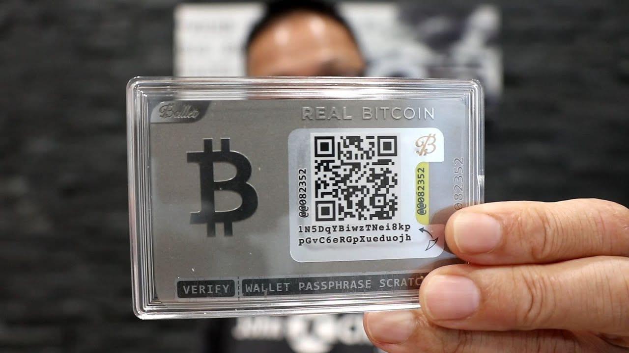 Ballet Bitcoin Cüzdanı