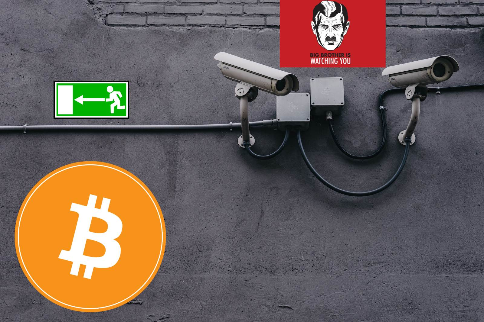 Bitcoin Bizi Orwellyen Bir Düzenden Kurtarır mı 2