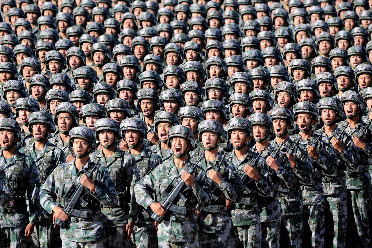 Çin Ordusu Blockchain Teknolojisini Kullanmaya Hazırlanıyor