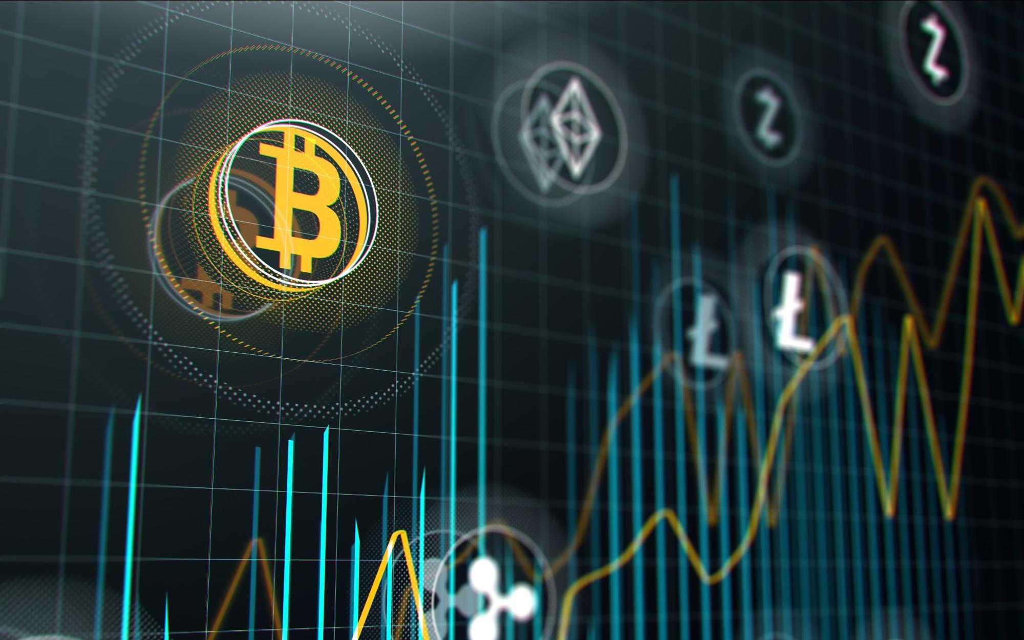 Cryptocurrency Bitcoin Blockchian Dice