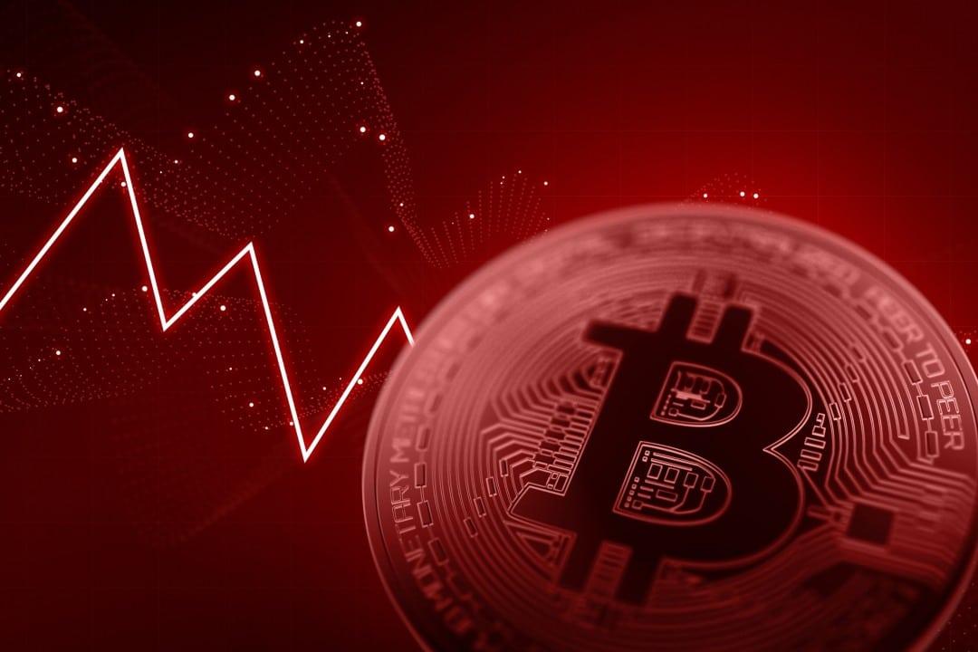 Düşüş Devam Ediyor Bitcoin 8.000 Dolar Desteğine Tutunamadı