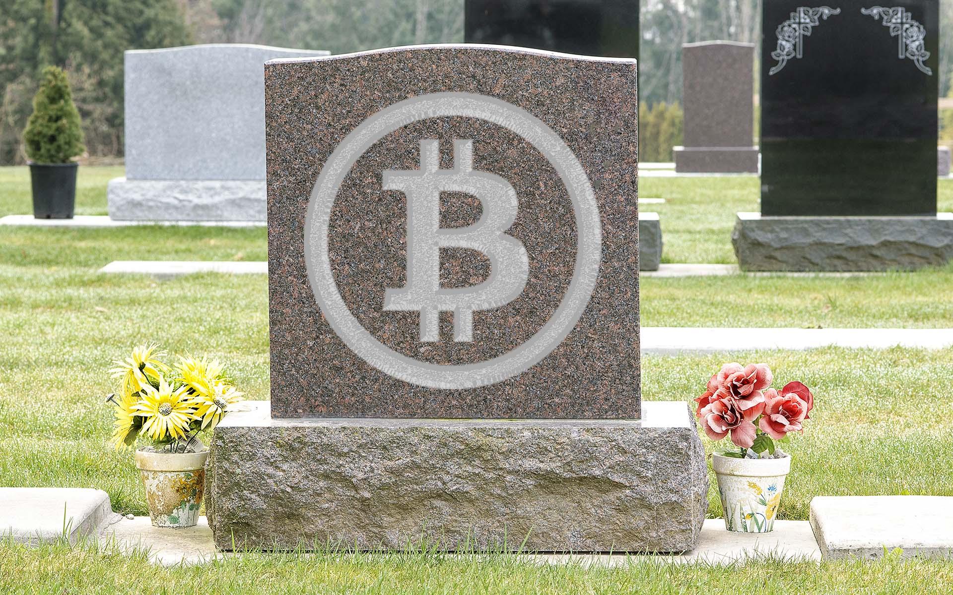 bitcoin öldü