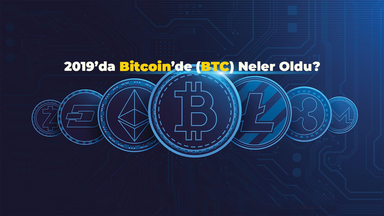 2019 Bitcoin BTC