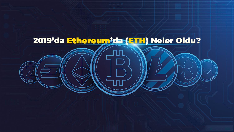 2019 Ethereum ETH