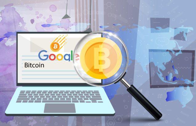 2019 Google Verilerine Göre Bitcoin BTC'nin Popülerliği Düştü