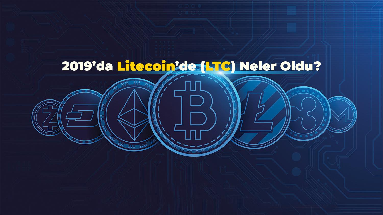 2019 Litecoin LTC