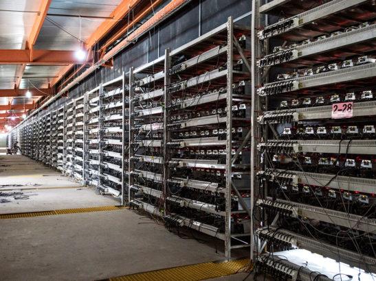 Bitcoin Madencilik Tesislerinin Kapatılması Ekonomik Sorunlara Yol Açabilir