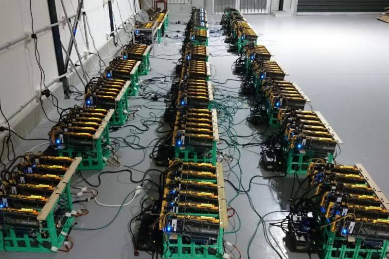 Çin Kripto Para Rig