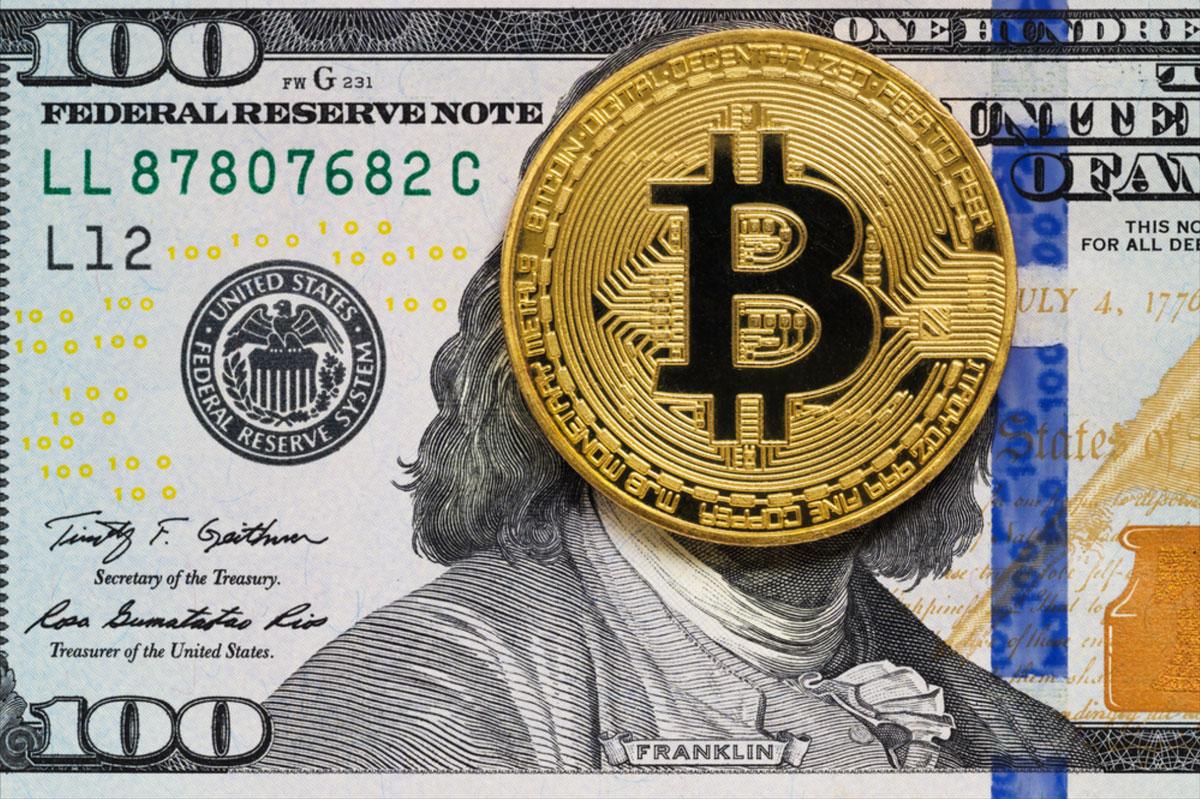 Fed Bitcoin BTC