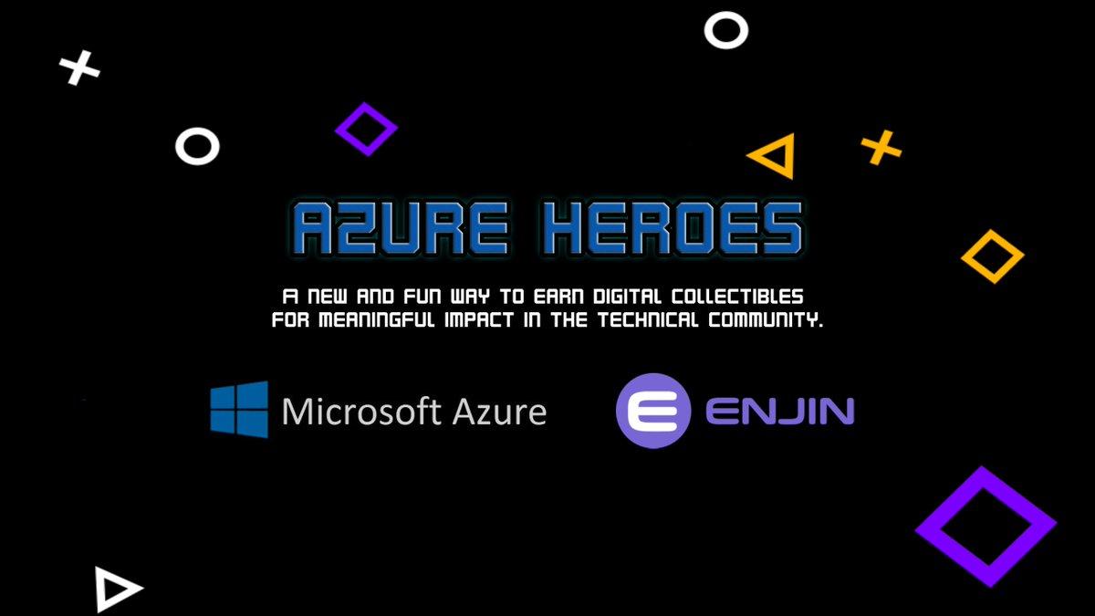Microsoft Azure blockchain projesi Enjin ile iş birliğine girdi