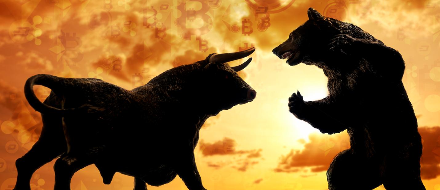 bitcoin btc ayılar boğalar