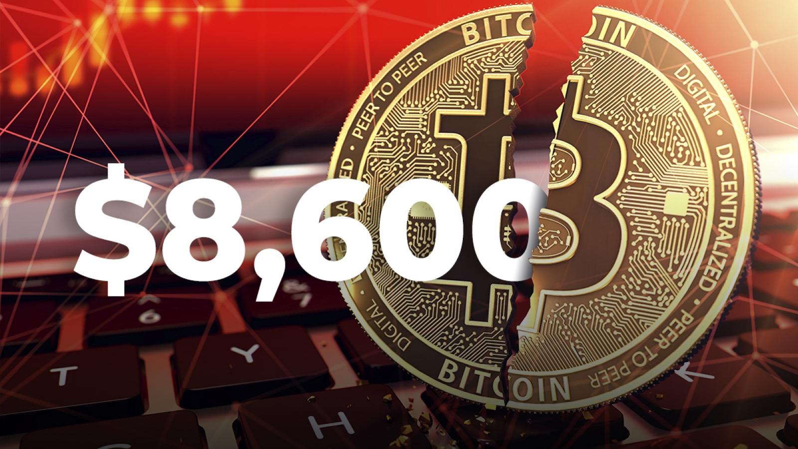 9.000 Dolardan Satılan 2.444 Bitcoin BTC Çöküşe Neden Oldu