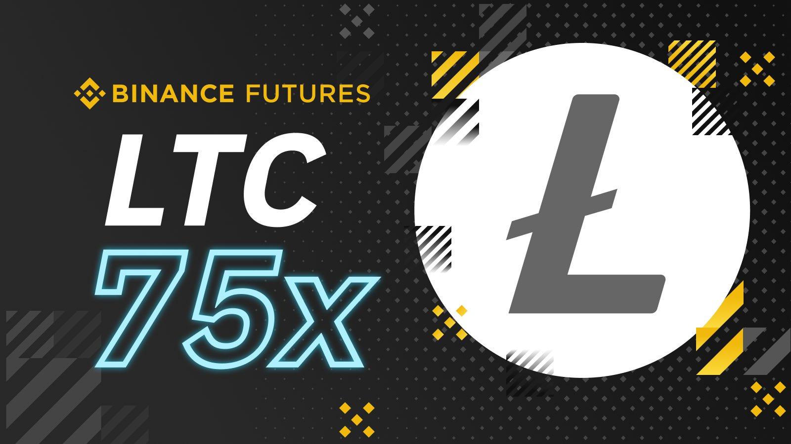 Binance Litecoin LTC
