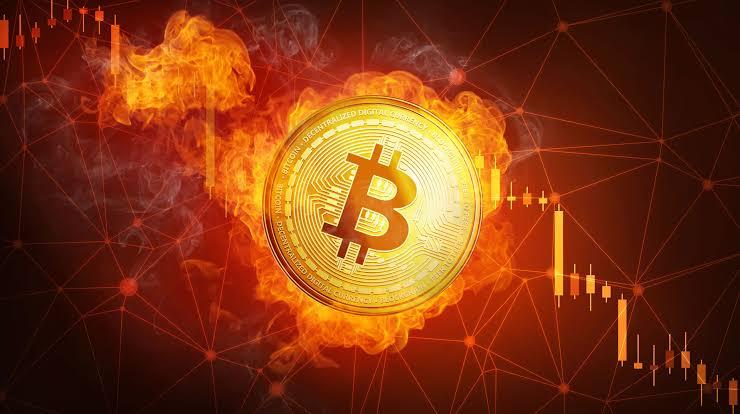 Bitcoin BTC 8 Bin Doların Altına Düştü