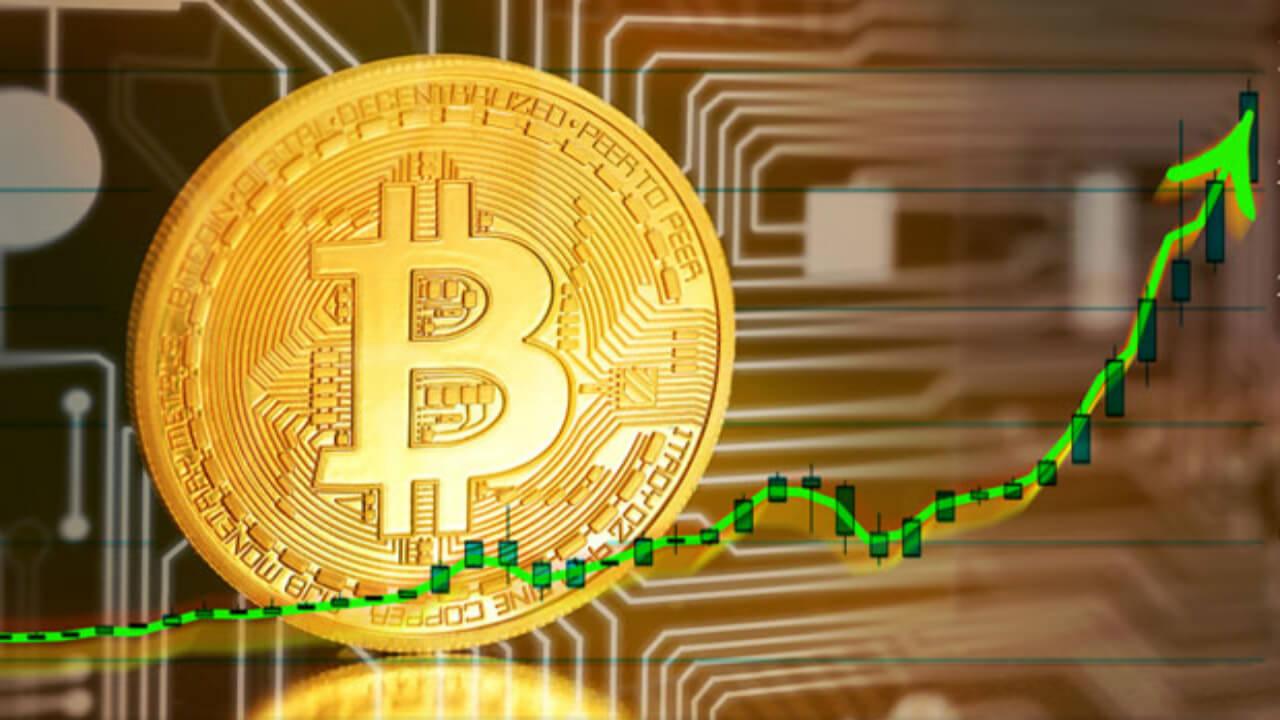 Bitcoin BTC 9 Bin Doların Üzerine Çıktı