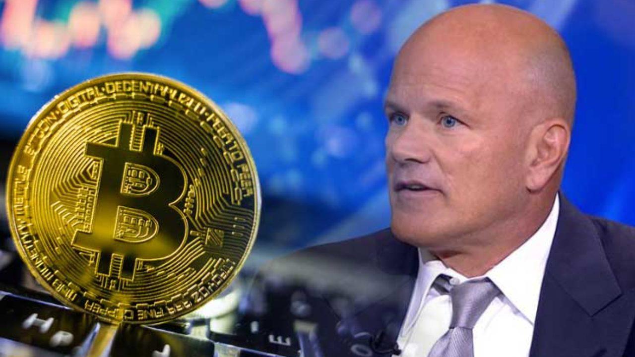 Bitcoin BTC Mike Novogratz