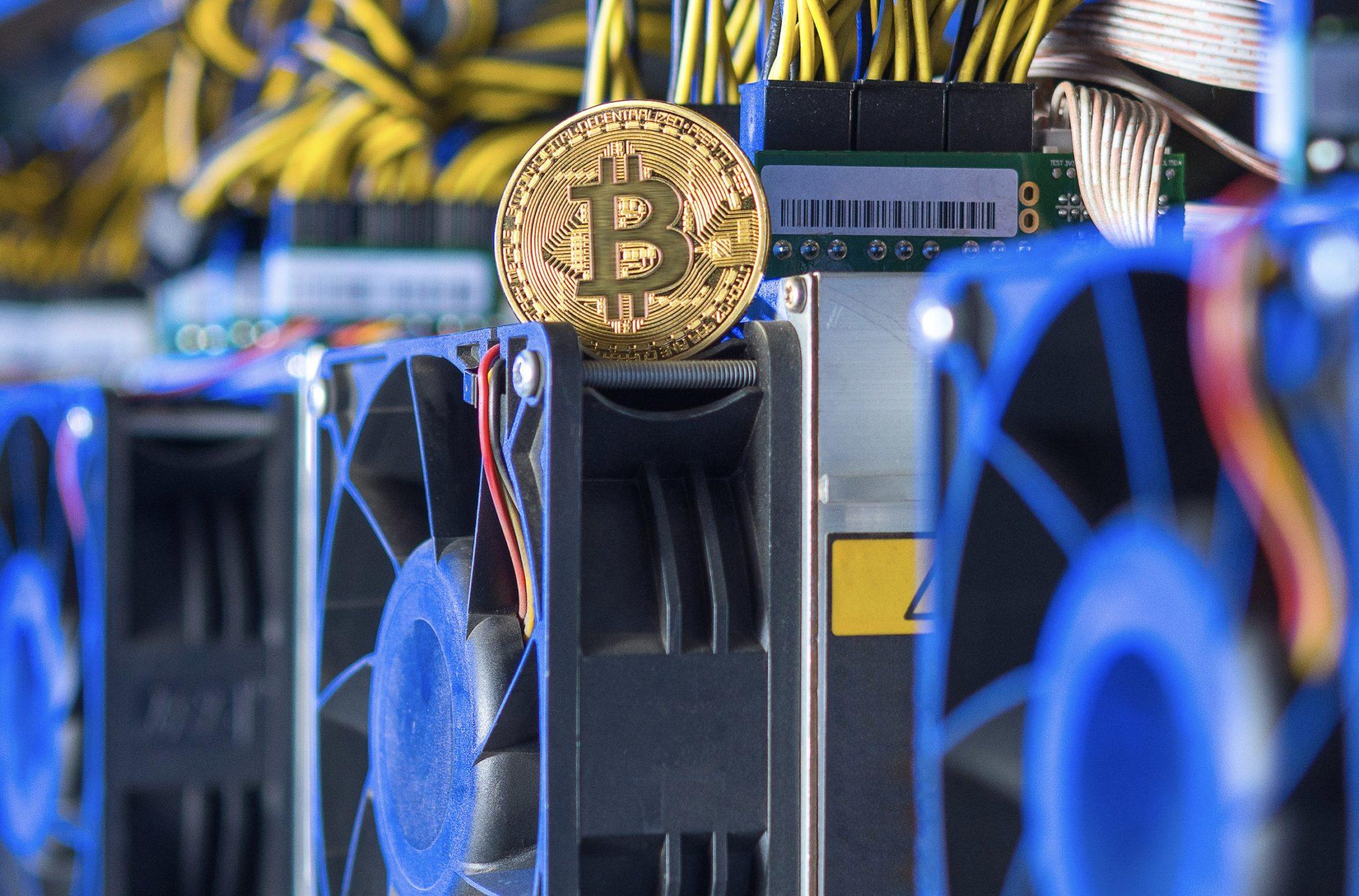 Bitmain btc bitcoin