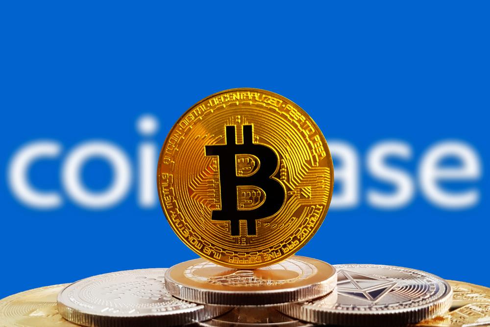 Coinbase Bitcoin BTC