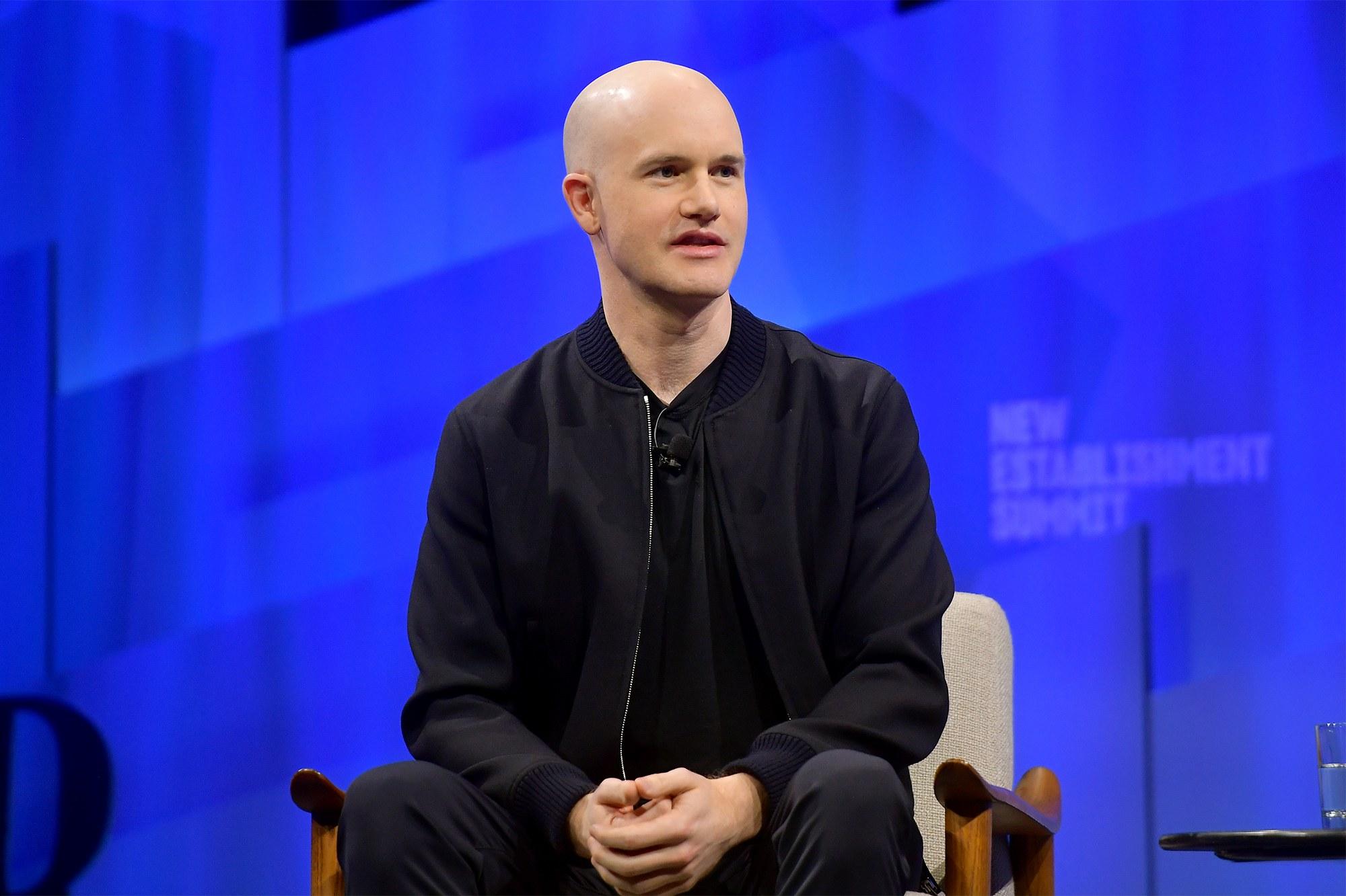 Coinbase CEO'su Brian Armstrong Son On Yılı Değerlendirdi