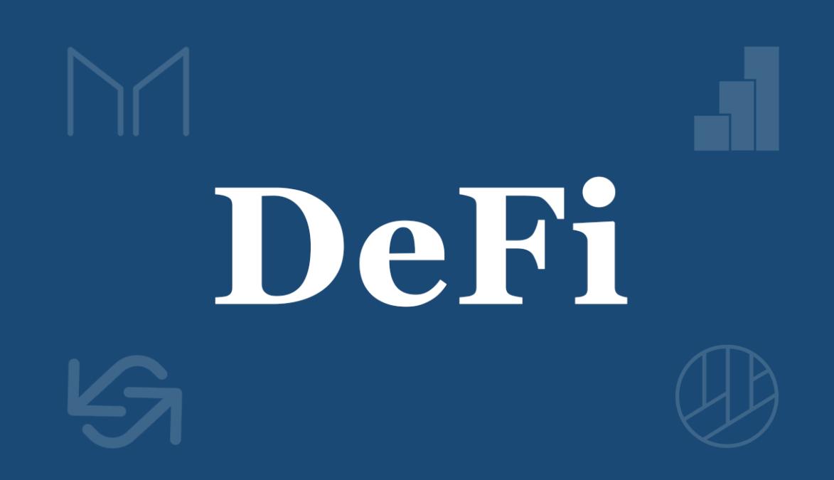 DeFi Ethereum ETH