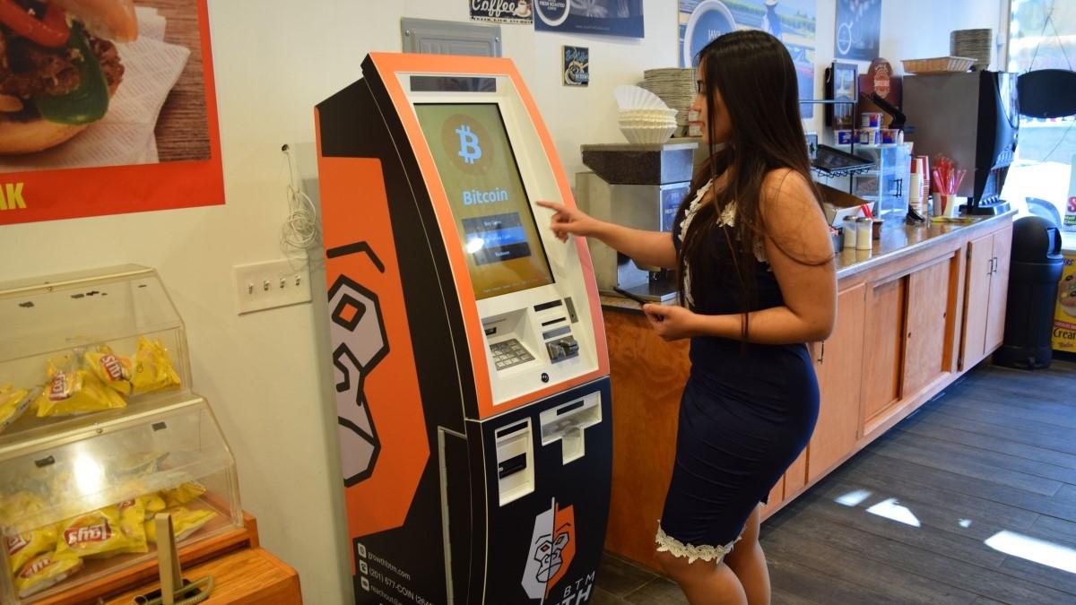 En Çok Bitcoin ATM'si ABD'de Bulunuyor